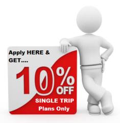 AIG Travelguard Singapore 10% Discount